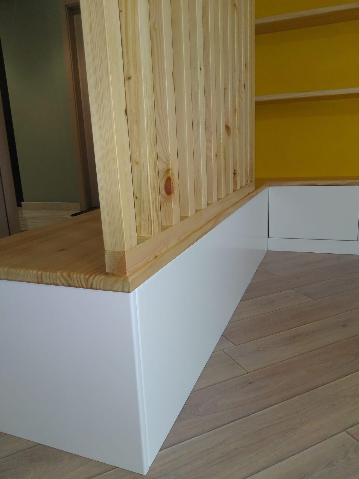 Proyecto Mueble Funcional Diseño De Mobiliario A Medida: Proyecto «Mobiliario A Medida Para Entrada»
